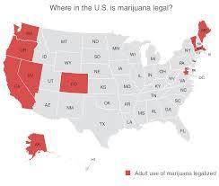 marijuana legalization in usa 2017