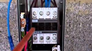 hvac contactor and overloads youtube Wiring Motor Overloads hvac contactor and overloads Electrical Overload