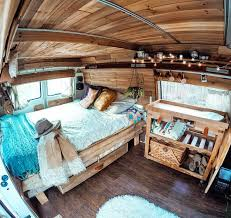 Inspire Your Next Van Build With These Campervan Layouts VanLife Adorable Van Interior Design Interior