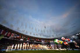 افتتاح بطولة الأمم الأوروبية بحفل رائع لـ اليورو.. صور وفيديو : صحافة  الجديد رياضة