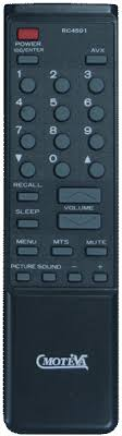 hitachi universal remote. hitachi type universal remote control. pre-programmed to operate tvs - cannot be reprogrammed