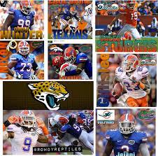 Florida Gators In The 2013 Nfl Draft Aerospace Cubicle