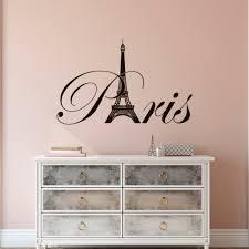 paris wall decals paris eiffel tower vinyl wall decal paris theme bedroom in in