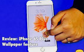 iPhone 6s Plus Animated Wallpaper ...
