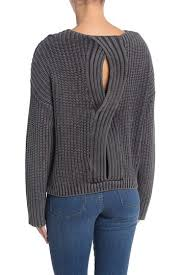 Max Solid Knit Sweater
