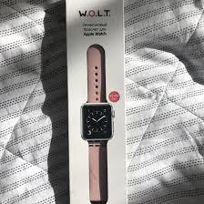 <b>Браслет</b> силиконовый <b>WOLT для</b> Apple Watch – купить в Реутове ...