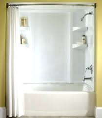 alcove shower kit sterling shower sterling accord alcove shower kit white alcove shower enclosures alcove shower alcove shower