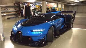 Bugatti Vision Gran Turismo is a Fully Functional Concept Car, W16 ...