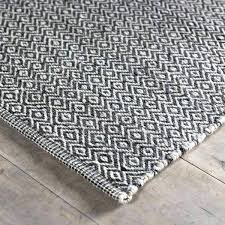 wool rug 6x9 wool rug wool rug handwoven black and white wool rug ping great contemporary