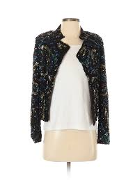 Zadig And Voltaire Size Chart Details About Zadig Voltaire Women Black Cardigan 38 Eur