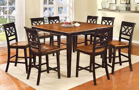 country style dining room furniture. Amazon.com - Furniture Of America Cherrine Country Style Pub Dining Chair, Oak/Black, Set 2 Chairs Room R