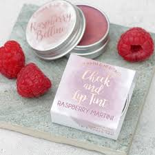 Cocktail Flavoured Cheek And Lip Tint By Hearth Heritage