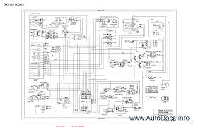 a c wiring schematics a trailer wiring diagram for auto doosan electrical hydraulic circuits manual pdf wiring schematics