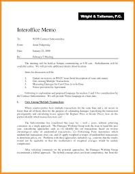 Internal Memo Samples Office Memorandum Format Office Memorandum Examples Sample Fice Memo