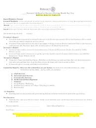 Format For Minutes Writing Sample Meeting Minutes Template Word Iarecruiter Co
