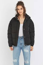 The 25+ best Quilted jacket outfit ideas on Pinterest | Black ... & Light Before Dark Cropped Puffer Jacket Adamdwight.com