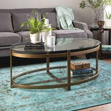 metal glass coffee table. Jasper Laine Retro Glitz Glass/ Metal Coffee Table Glass L