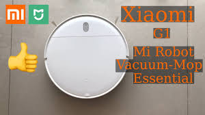 Xiaomi Mi Robot Vacuum-<b>Mop</b> Essential (G1) - Review - YouTube