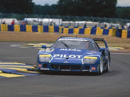 The car was delivered on 25 february 1991 to classic ferrari, inc., in richardson, texas, and sold to the original owner, james m. This Blue F40 Lm Is The Best Belated Christmas Gift Money Can Buy Top Speed