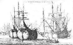 Kinderpleinen Scheepvaart Tot In De Middeleeuwen