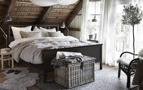 Rustikales Schlafzimmer Im Landhausstil Ikea