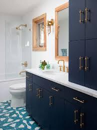 Inspiration for a mid-sized transitional white tile and porcelain tile  porcelain floor bathroom remodel
