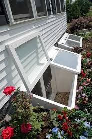 basement window well ideas. Agreeable Window Well Ideas Basement 2 Egress Windows Love That The Covers Would Keep Out Snow And