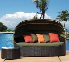 Inspiration House. Enjoyable Outdoor Daybed With Canopy Highest ...
