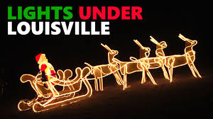 Cave Christmas Lights Louisville Christmas Lights Under Louisville 2015 Mega Cavern Louisville Ky