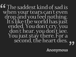 Short Sad Quotes Gorgeous 48 Depressing Quotes About Love And Life Short Sad Quotes For