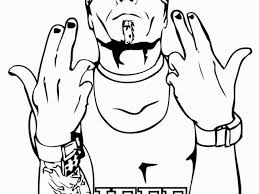 Wwe Coloring Pages Jeff Hardy Printable Wwe Coloring Pages Gallery