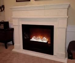 electric fireplace mantels stunning fireplaces design ideas