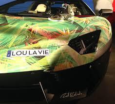 lebron james lamborghini aventador. Perfect Lebron Lebron Jamesu0027s Lamborghini Aventador Is Customized To Match His Nikeu0027s Throughout James E