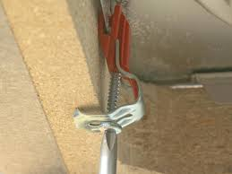 how to install a kitchen sink in laminate or wood countertop brackets installing brackets