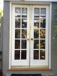 glass double door exterior. Double French Doors Exterior Photo - 2 Glass Door