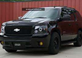 Chevy Ss Tahoe - Car News and Expert Reviews