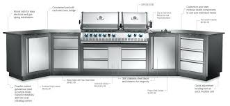 outdoor kitchen doors stainless steel drawers for kitchens spectacular and frames designs interiors