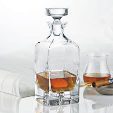 lexington whiskey decanter  wine enthusiast