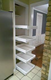 diy tutorial how to make pull out shelves for your pantry i