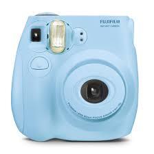 fujifilm instax mini 7s instant camera includes fujifilm mini film 10pk walmart