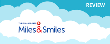 Turkish Airlines Redemption Chart Turkish Airlines Miles Smiles Program Review