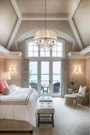 brilliant bedroom chandelier ideas chandeliers master