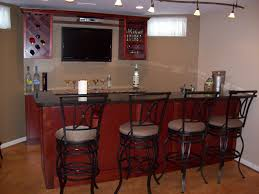 Basement Remodeling Ideas Basement Bar Designs - Simple basement bars