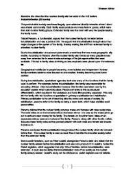 sociology essay on nuclear family sociology essay college american family essay topics nuclear family essay topics sociology