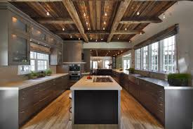 Small Picture Rustic Modern Kitchen DKM Design Kitchens and More