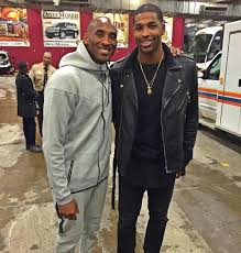 Tristan Thompson Posts Throwback Picture With Kobe Bryant ...