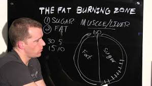 Fat Burning Zone Chart