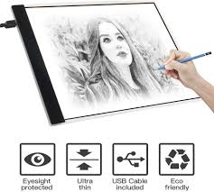 Light Box Drawing Tracing Light Box Drawing A4 Light Box Led Copy Board Drawing Light Pad With Usb Cable Art Craft Drawing Tracing Tattoo Board For Artists Drawing