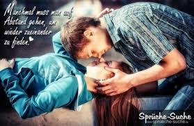 Auf Abstand Gehen Beziehung Liebe Sprüche