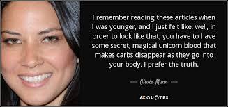 TOP 25 QUOTES BY OLIVIA MUNN | A-Z Quotes via Relatably.com